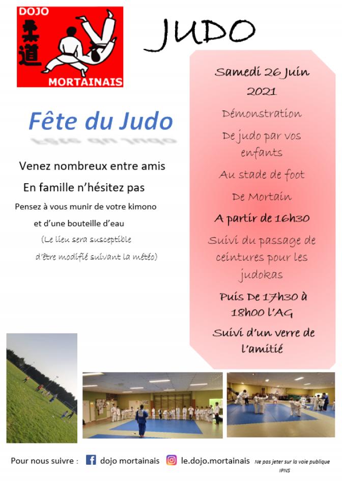 Image de l'actu 'fête du judo'